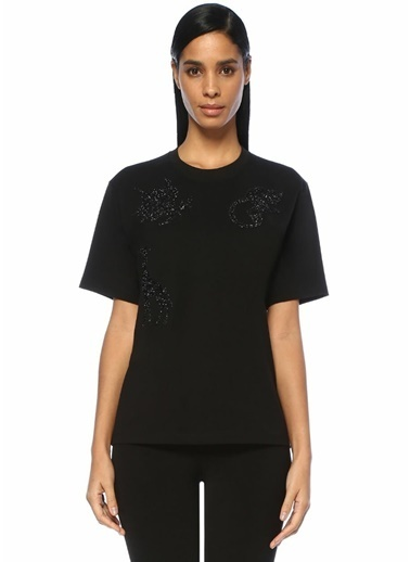 Victoria Victoria Beckham Tişört Siyah